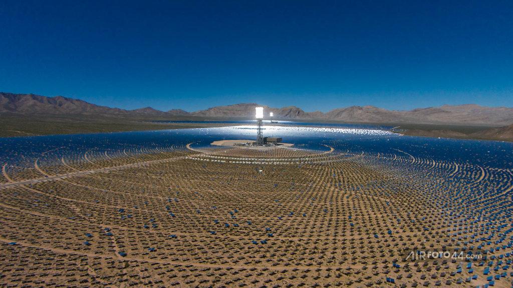 Solar Plant - Mojave